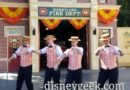 Video: Dapper Dans of Disneyland singing Halloween songs in Town Square
