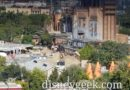Avengers Campus (Marvel Project) at Disney California Adventure Construction Pictures (9/13/19)