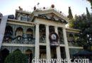 Visiting Haunted Mansion Holiday