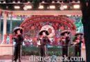 Mariachi Espectacular at Paradise Garden Bandstand
