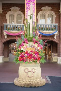 Tokyo Disneyland New Years