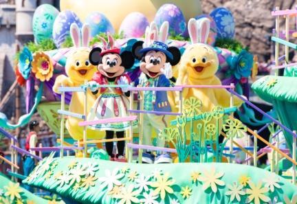 Tokyo DisneySea - Disney Easter