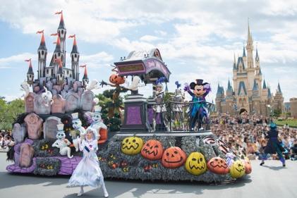 """Tokyo Disneyland - """"Disney Halloween"""""""