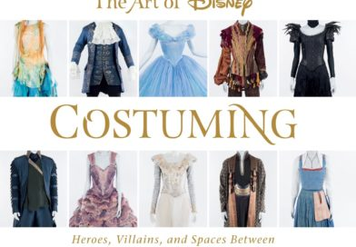 Book Review: The Art of Disney Costuming: Heroes, Villains, and Spaces Between