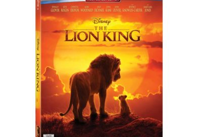 The Lion King (Live Action) –  Available Digitally 10/11 & on Disc 10/22