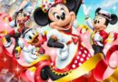 Very Very Minnie! @ Tokyo Disneyland January 10 – March 19, 2020
