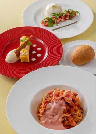 Special Set 2,800 yen at Eastside Cafe