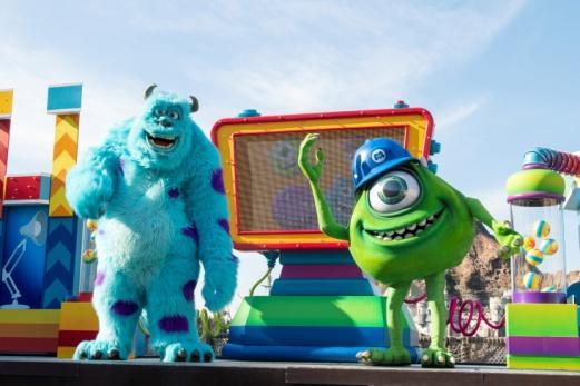 Tokyo DisneySea - Pixar Playtime 2020