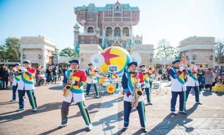 "Tokyo DisneySea - Pixar Playtime 2020 - ""Tokyo DisneySea Maritime Band"""