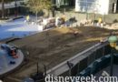 Disneyland Pixar Pals Parking Structure Construction Pictures (10/03/19)