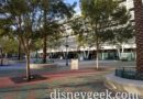 Arriving at the Disneyland Resort for the day