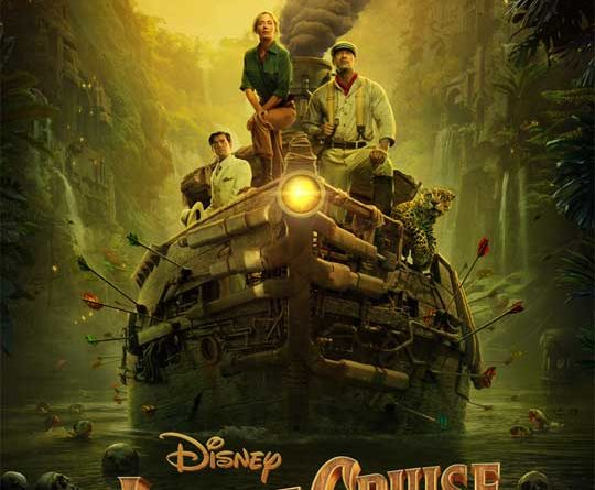 Disney's Jungle Cruise Poster