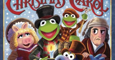 The Muppet Christmas Carol: The Illustrated holiday Classic