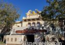 Disneyland Main Street Opera House Exterior Renovation continues