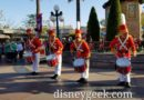 Picture & Video – Holiday Toy Drummers performing at Disney Festival of Holidays