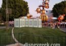 Pictures: Tomorrowland Entrance & Hub – Walkway/Planter Projects (11/08)