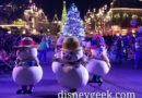 Pictures: A Christmas Fantasy Parade