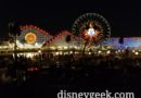 Found a spot for World of Color Season of Light