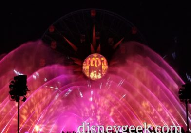 Pictures & Video: World of Color: Season of Light