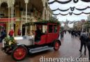 Disneyland Paris Pictures: Main Street USA this morning