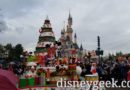 Disneyland Paris Pictures & Video: Disney's Christmas Parade