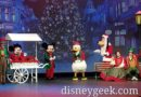 Disneyland Paris Pictures & Video: Let's Sing Christmas