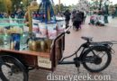 Vending on the go at Disneyland Paris