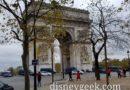Paris Pictures: Champs-Elysees & Arc de Triomphe