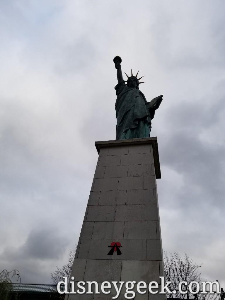 Statue of Liberty Paris (Statue de la Liberté Paris)