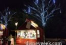Disneyland Paris Pictures: L'Hiver Gourmand (Menus & After Dark)