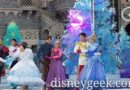 Disneyland Paris Pictures: The Royal Sparkling Winter Waltz