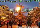 Maleficent in Disney Stars On Parade at Disneyland Paris