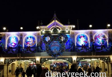 Returning to Disneyland Paris