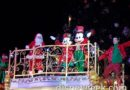 Disneyland Paris Pictures: Mickey's Magical Christmas Lights