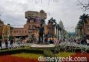 Starting my day at the Walt Disney Studios Park