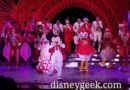 Disneyland Paris Pictures & Video: Mickey's Christmas Big Band & Happy Birthday Sung to Mickey