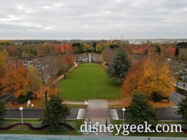 Standard View at Disney's Newport Bay Club
