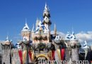 Disneyland Sleeping Beauty Castle