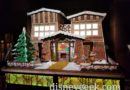 Pictures: Disney Grand Californian Hotel Gingerbread House