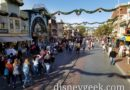 Pictures & Video: Disneyland Omnibus Trip from Town Square to Hub