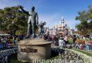 Walt & Mickey Partners Statue