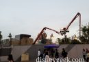Avengers Campus (Marvel Project) at Disney California Adventure Construction Pictures (11/26/19)