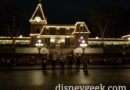 Returned to Disneyland for some more Dickens Yuletide Band (Picture & Video)