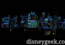 Pictures & Video: it's a small world holiday projections