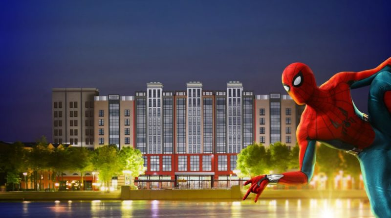 Disneyland Paris: Hotel New York - The Art of Marvel
