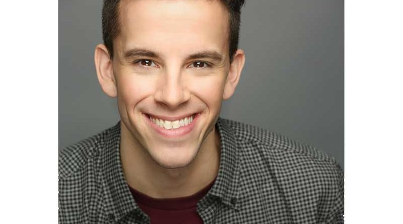 Chaz Wolcott in Disney's Newsies at the Arena Stage