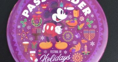 A Taste of the Festival of Holidays at Disney California Adventure