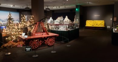 Muzeo Museum and Cultural Center in Anaheim – Muzeo Express Exhibit