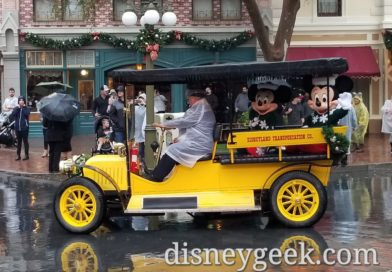 Pictures & Video: Mickey's Holiday Cavalcade
