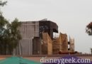 Avengers Campus (Marvel Project) at Disney California Adventure Construction Pictures (12/06/19)